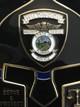 WILDWOOD POLICE FL WARRIOR  BLACK FACE COIN