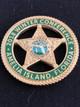 FLORIDA SHERIFF NASSAU CTY CHALLENGE COIN RARE