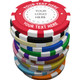 POKER CHIP COIN (INCREMENTS OF 25 PCS ONLY)