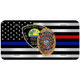 Thin Red/Blue Line