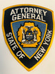 ATTORNEY GENERAL OF NY STATE PATCH
