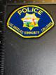 LA COMMUNITY COLLEGE POLICE PATCH