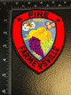 FARMERSVILLE FIRE DEPT. CA PATCH