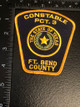 FT. BEND CTY CONSTABLE PCT 3 TX PATCH