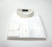 White Clergy Shirt