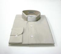 Olive Clergy Shirt