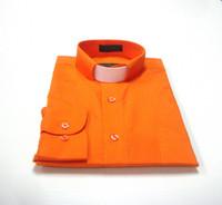 Orange Clergy Shirt