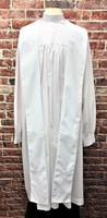 001. Trinity Clergy Stole in White
