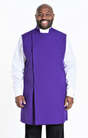 Clergy Apron In Purple