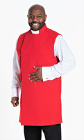 Clergy Apron In Red