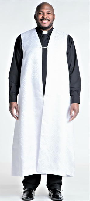 002. Joshua Chimere  in White
