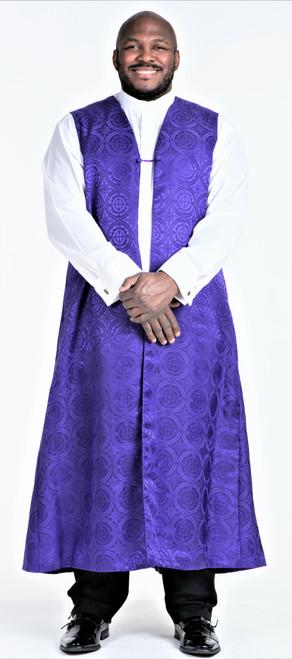 002. Joshua Chimere  in Purple