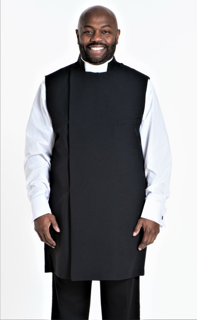 Clergy Apron In Black