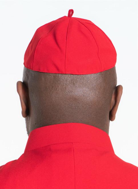 Zucchetto Cap in Red