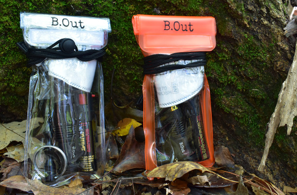 B.Out 3-Minute Survival Bag is a MUST!  Give the Gift of Readiness.