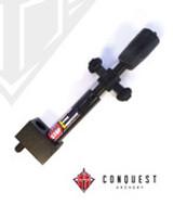 Telescopic String Suppressor-Rear-Heavy