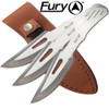 Sure Thrower 3x Knife Set