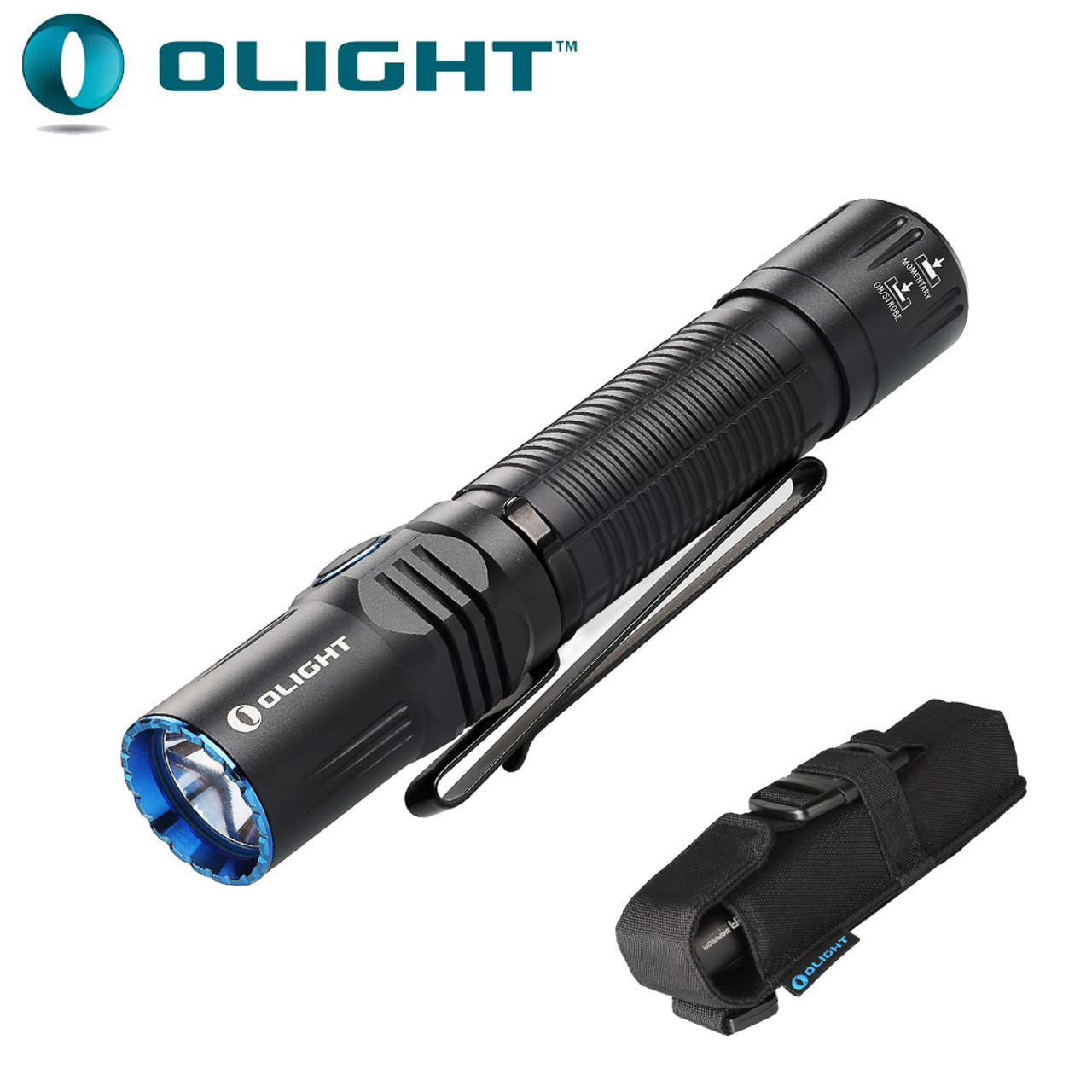 Olight H2R Nova NW 18650 LED Torch 2000LM Rechargeable