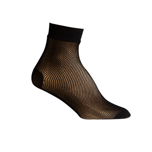 Women's PK1 Fishnet 1/4 Crew