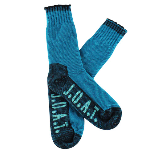 PK1 Bamboo Outdoor Socks- Ocean