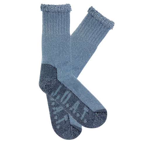 PK1 Bamboo Outdoor Socks-  Cloudy Sky