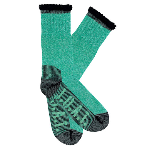 PK1 Bamboo Outdoor Socks- Jade