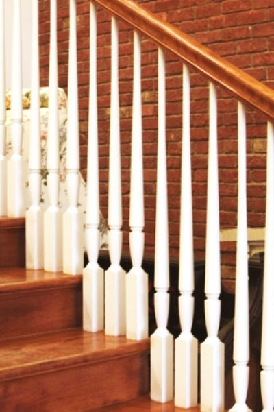 Structural Rise 1-1/4 inch Wood Balusters