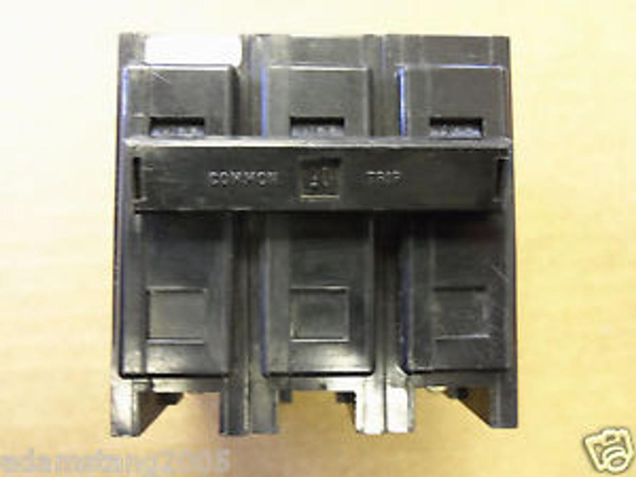Cutler Hammer BA BAB BAB3070H 70 amp 3 pole 240v Circuit Breaker westinghouse