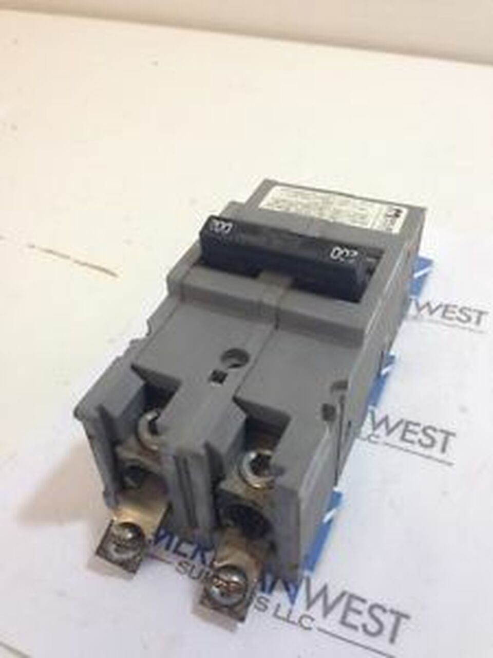Milbank UQFP-100  100 AMP 2 Pole Circuit Breaker New Surplus