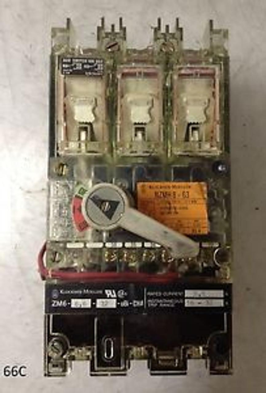 Klockner Moeller NZMH 6-63 Circuit Breaker