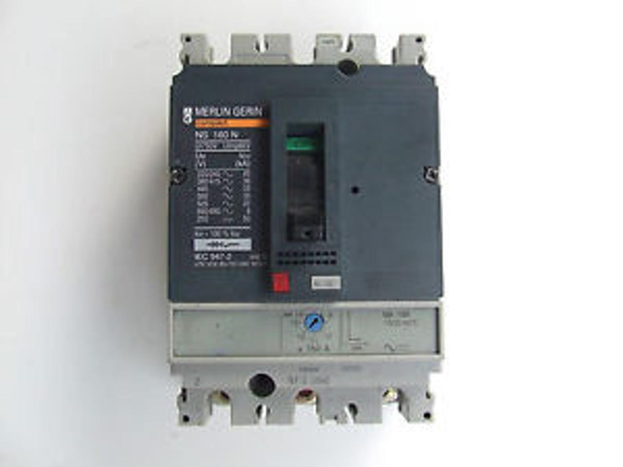 Merlin Gerin compact NS NS160N