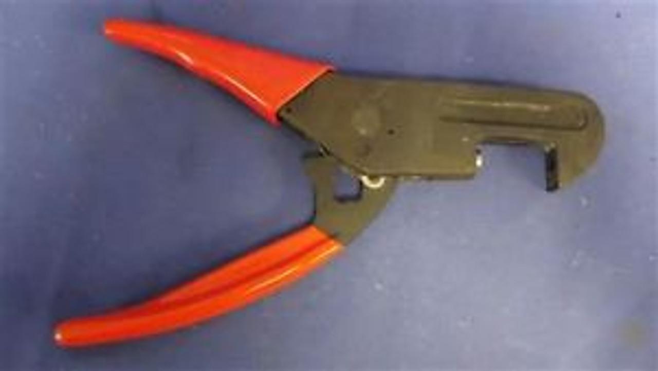 Thomas /& Betts WT540 Ratchet Hand Crimp Tool Interchangeable Die Frame
