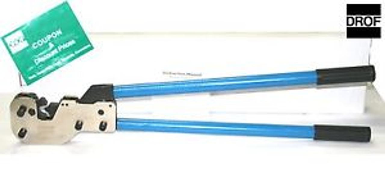 Crimping Tool Wire Terminal Connectors For Electricians Contractors MIW