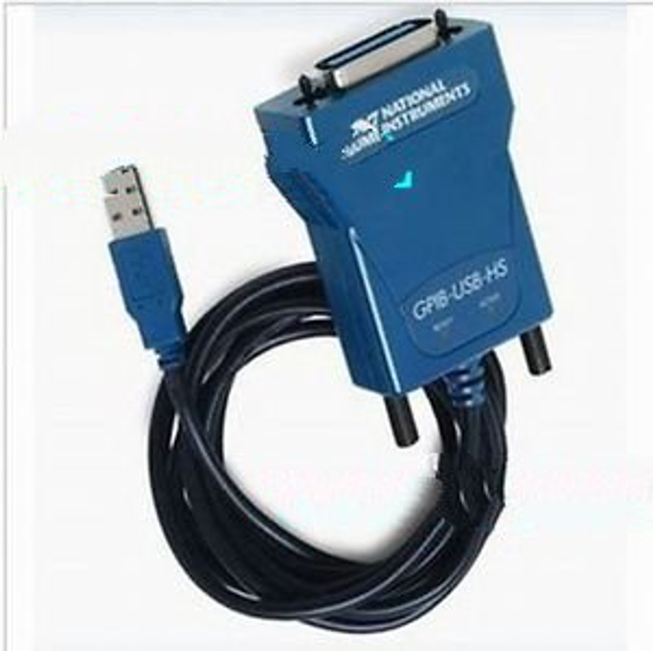 NEW IN BOX National Instrumens NI GPIB-USB-HS Interface Adapter IEEE 488