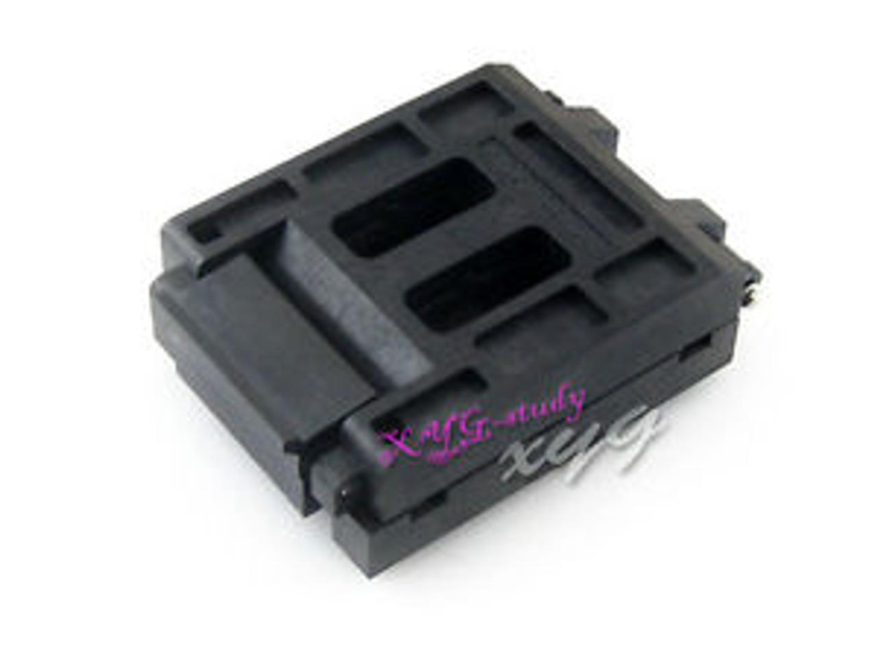 QFP208 TQFP208 LQFP208 IC51-2084-1052-11 Enplas IC Test Socket Adapter 0.5Pitch