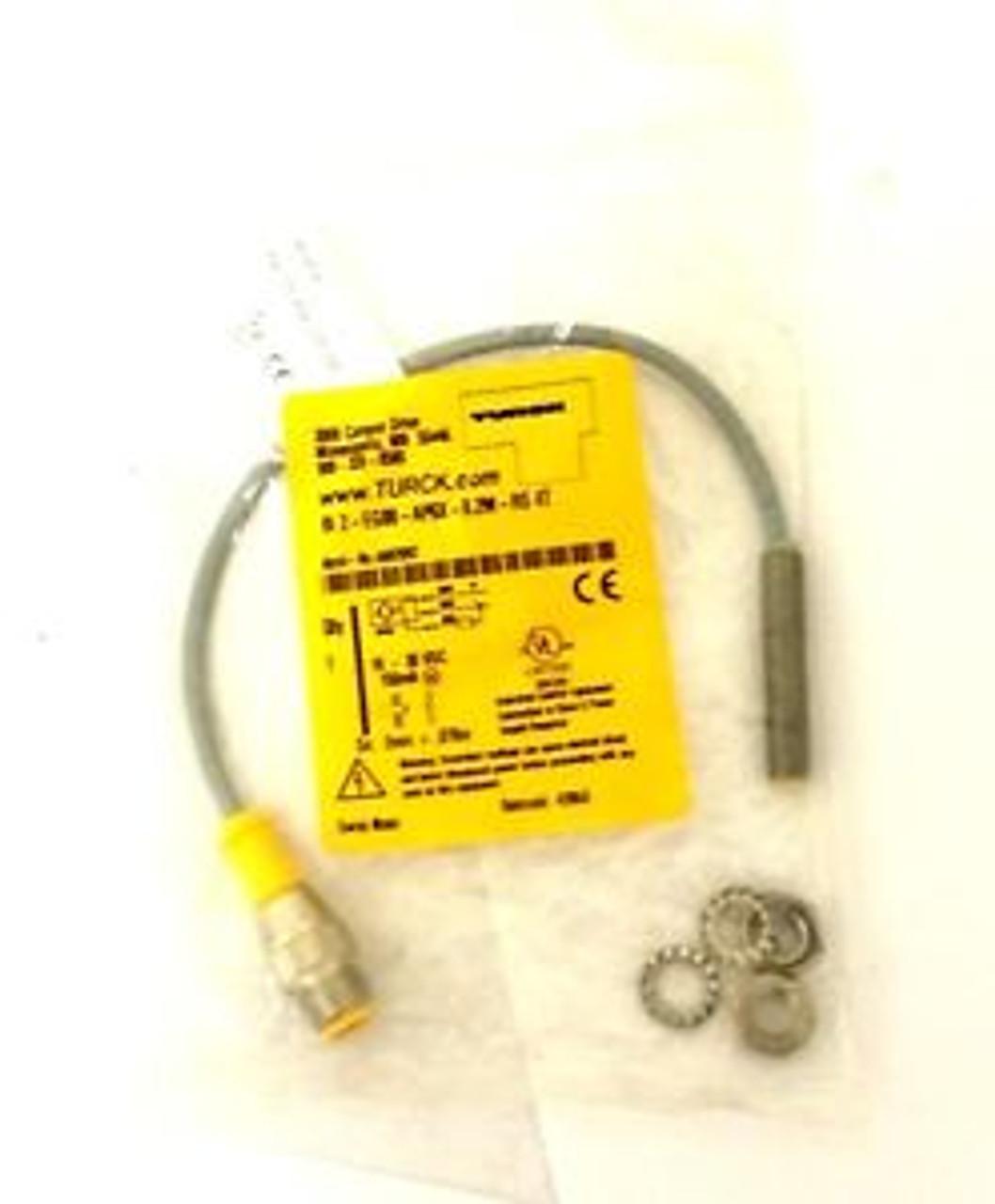 NEW Turck  Bi2-EG08K-AP6X-0.2M-RS4T Proximity Sensor; 2mm