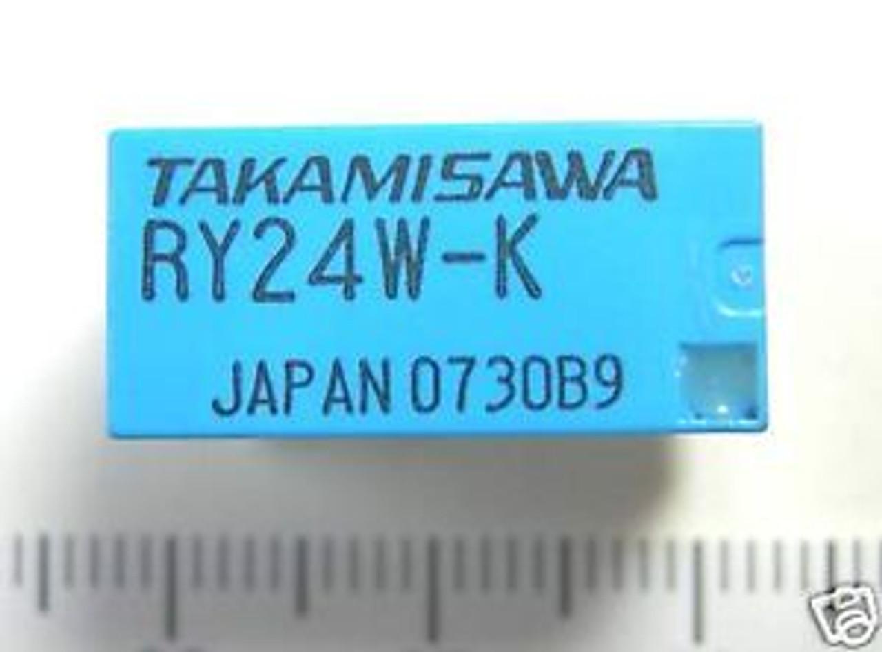 TAKAMISAWA RY5W-K 5V DPDT Signal Relay x100 PCS
