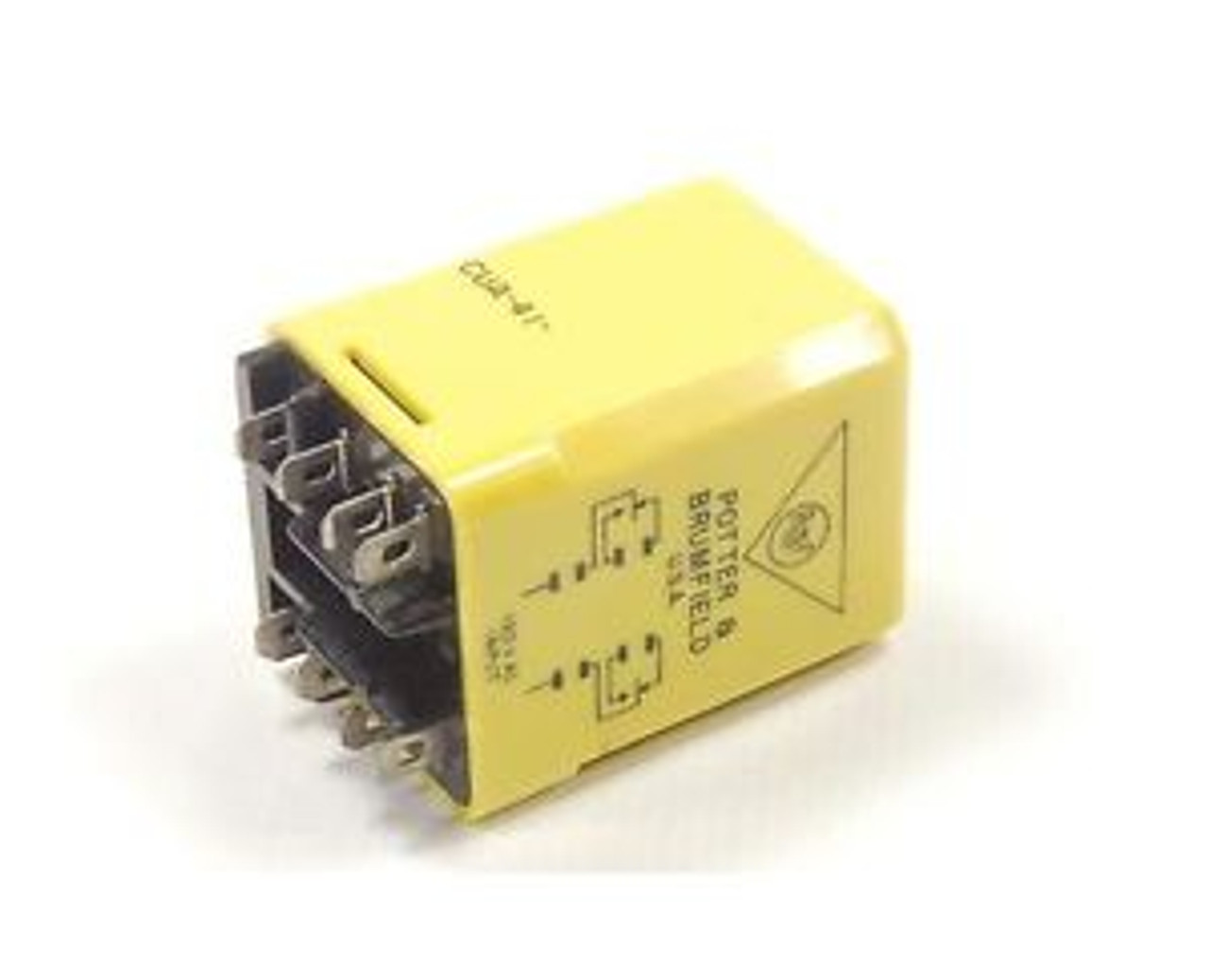 TE P&B CUA-41-30010 Time Delay Relay DPDT 10A 24VAC 1Ohm US Authorized  Dealer