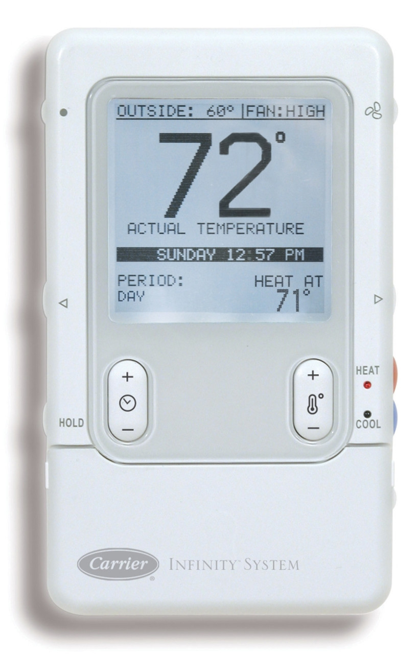 Carrier Infinity Wifi Thermostat System Fault 7 Of 7 Youtube