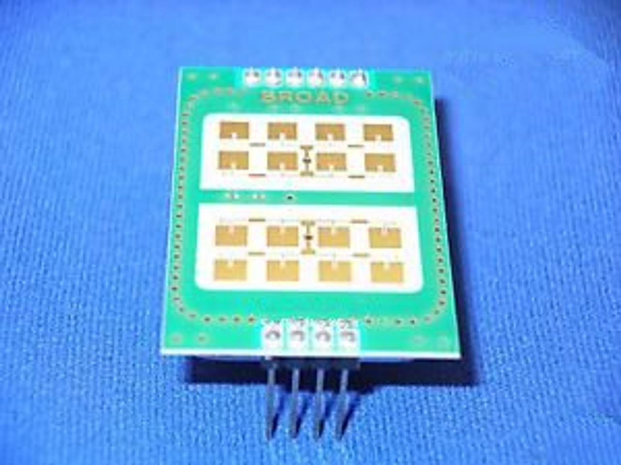 Fmcw Fsk Vco Radar Transceiver 24Ghz K-Band Module Speed Motion Distance  Doppler