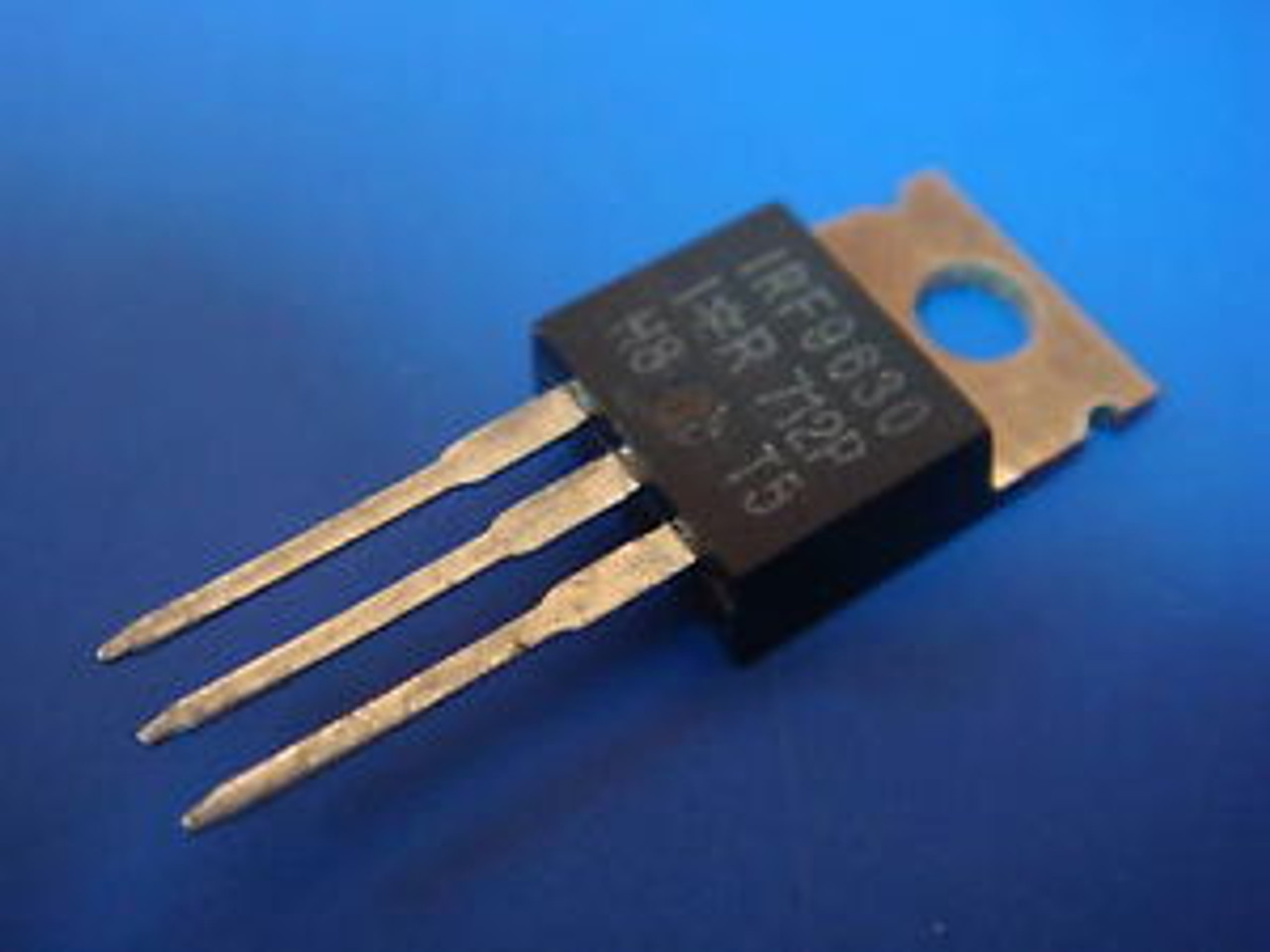 IRF9630 Lot de 3 Transistor MOS IRF 9630