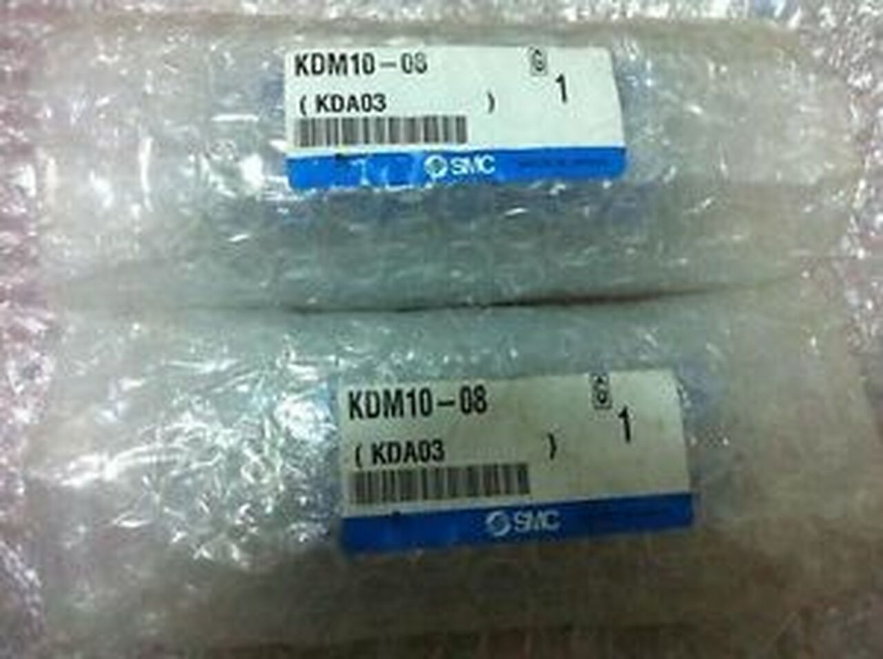 Nuevo SMC KDM20-08 multiconnector 8 mm 5//16 20 puertos