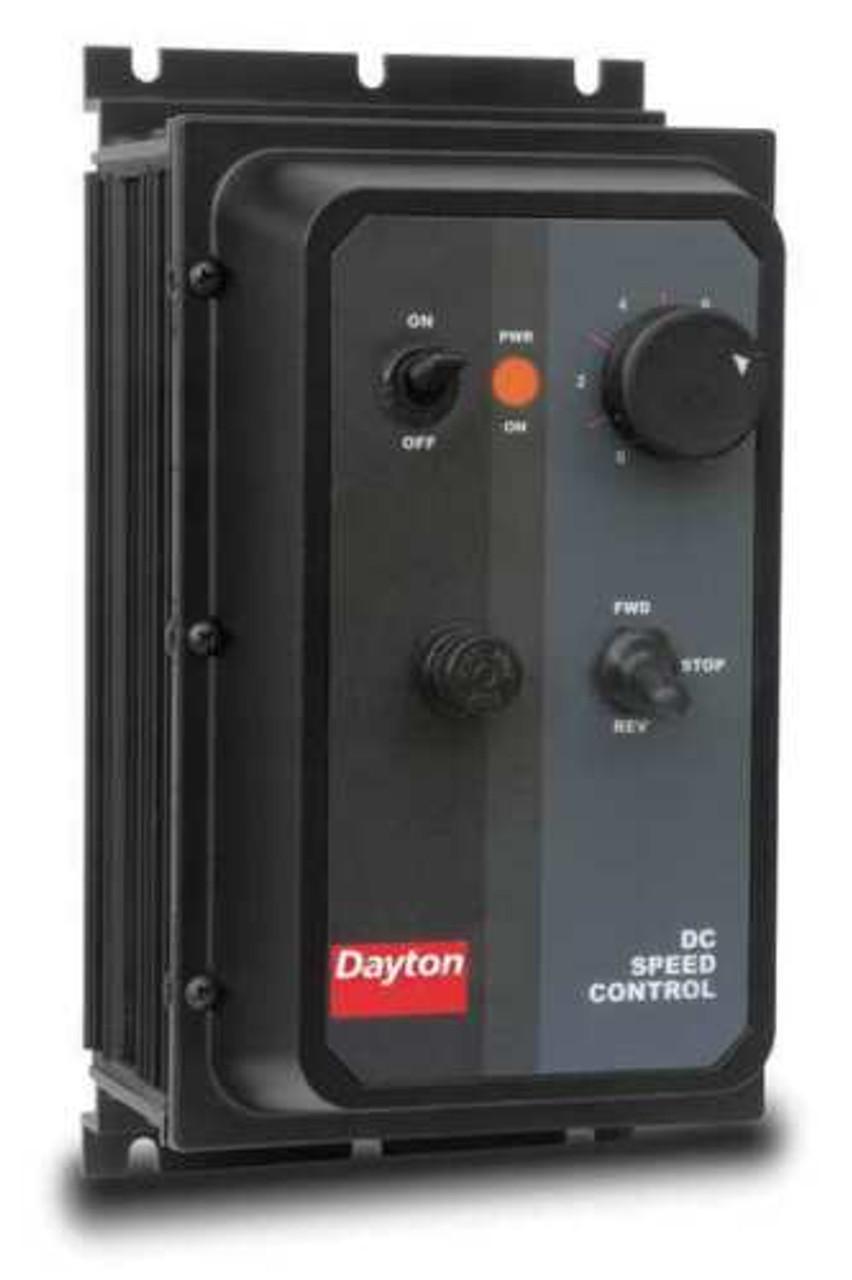 DART CONTROLS 253G-200E DC Speed Control,90//180VDC,10A,NEMA 4//12