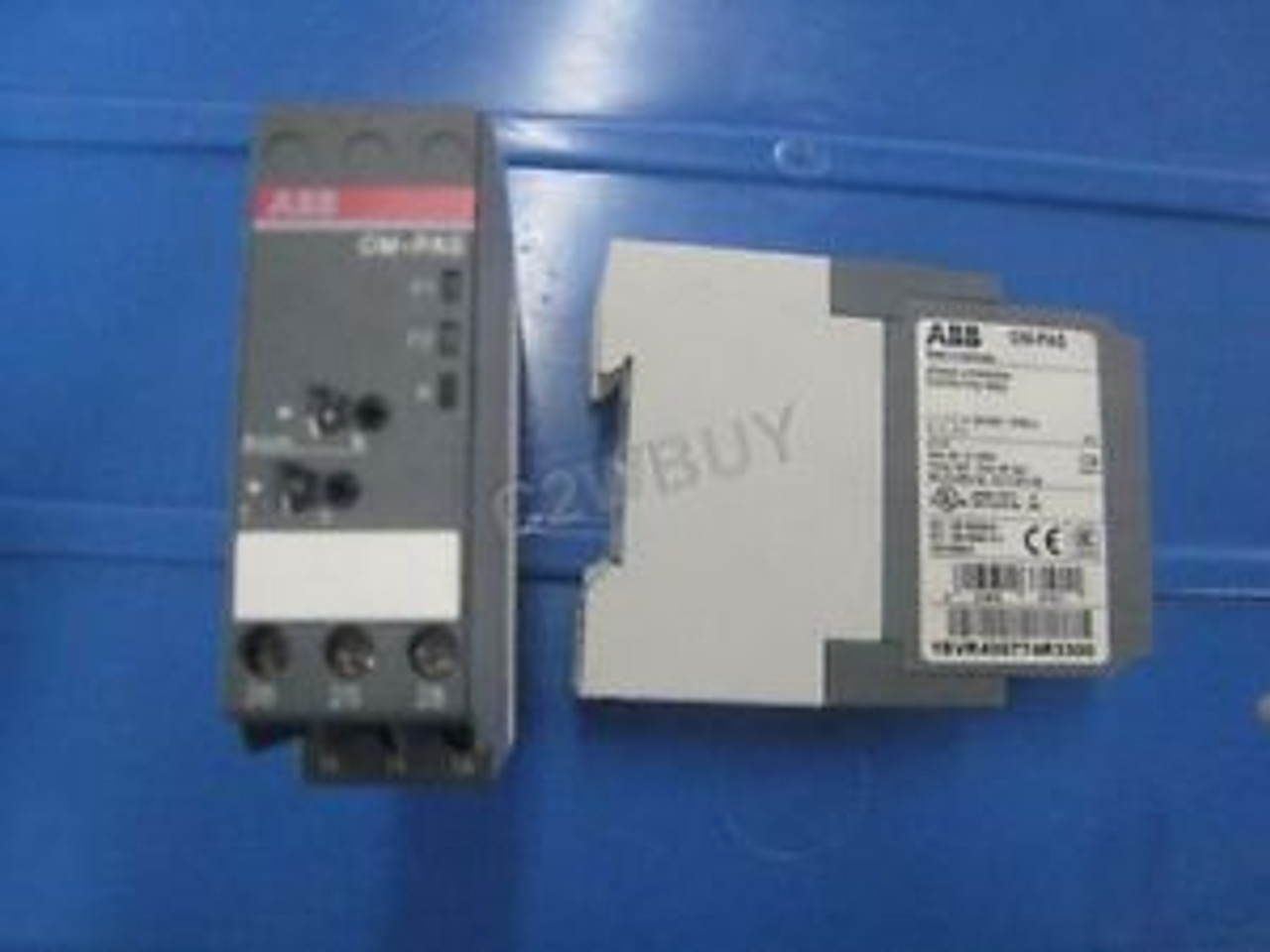 ABB Time Delay Relay CT-WBS.22  1SVR630040R3300 Ships on the Same Day Purchase