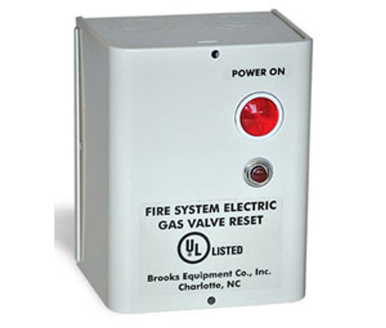 buy brooks equipment srr fire system electric gas valve millivolt gas valve schematic gas valve relay wiring diagram #14
