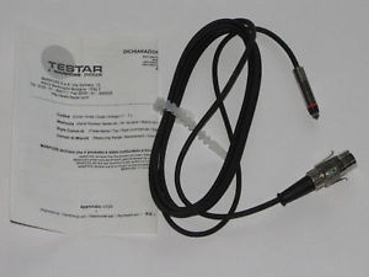 Box Marposs 3441558000 Testar Pencil Probe New in OPEN