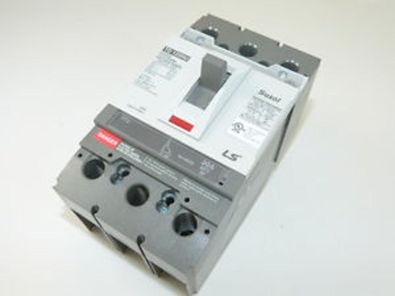 ACW125P-FTU30-3 MOLDED CASE 3 POLE SHAMROCK CIRCUIT BREAKER 30 AMPS
