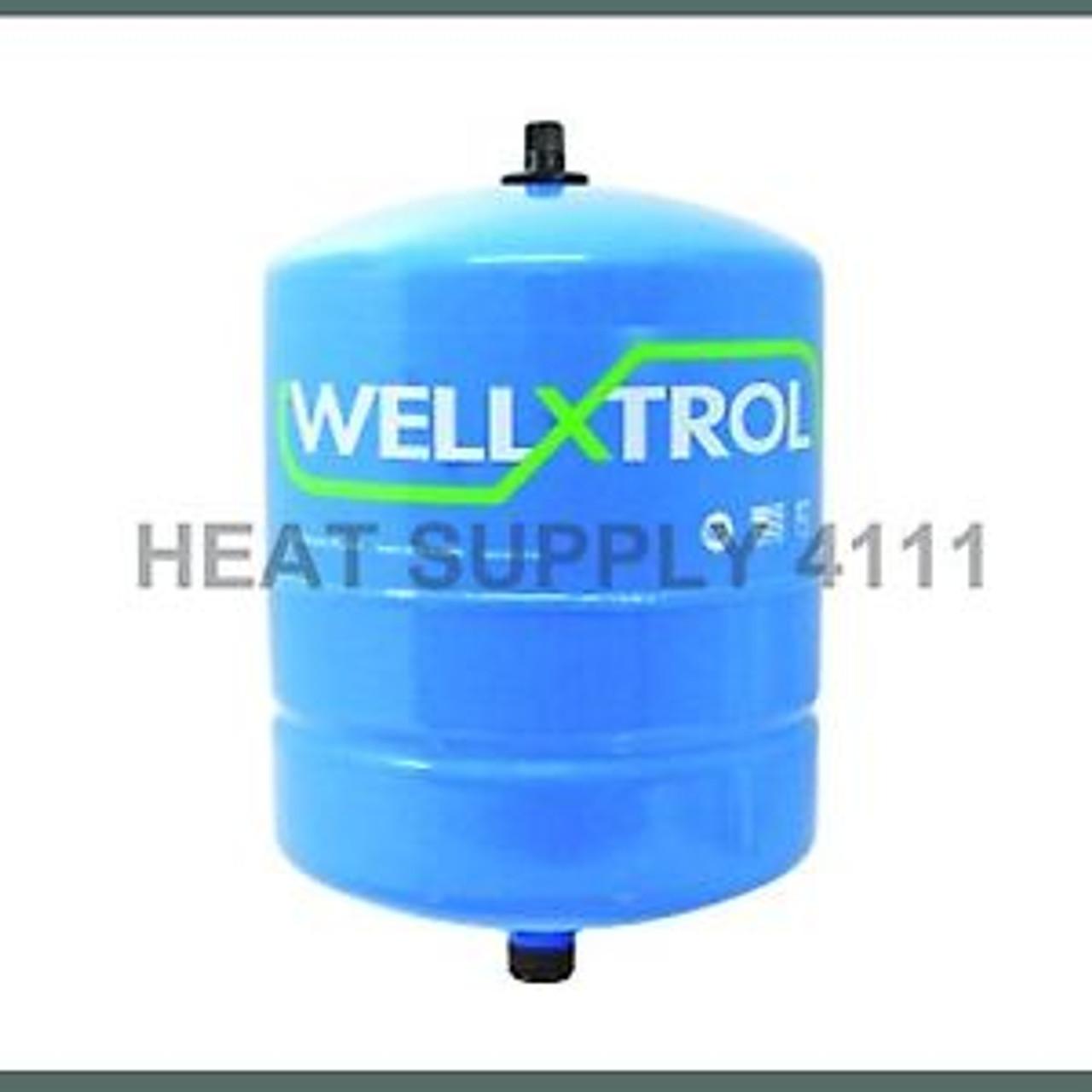 Amtrol WX-101 Well-X-Trol In-Line Well Water Pressure Tank 2 0 Gal