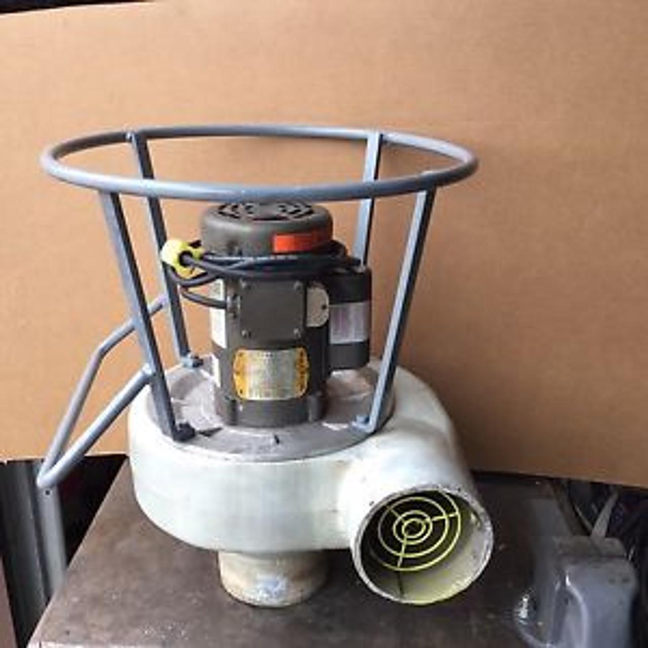 Coppus Portavent Explosion-proof Aluminum Blower - SPW