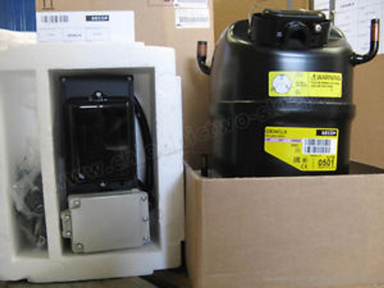 Compressor Secop Danfoss GS34CLX 107B0501 R404a/R507 230V refrigeration